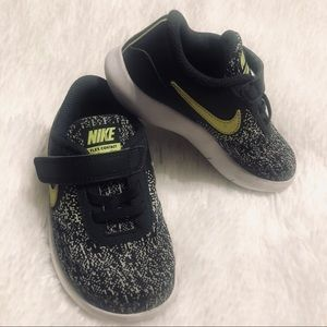 Nike Flex Contact Toddler Running Shoe